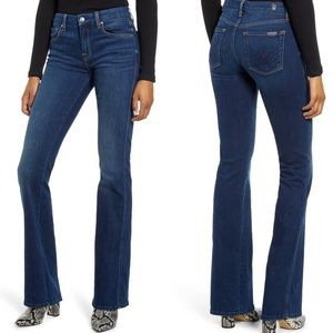 7 for all mankind A pocket jeans 26